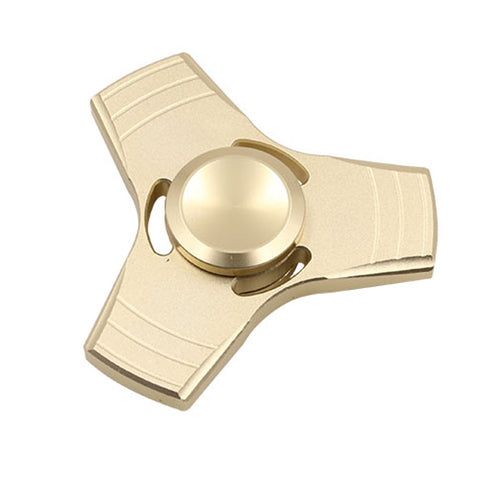 Gold Smooth Fidget Spinner