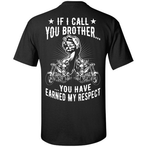 If I Call You Brother...