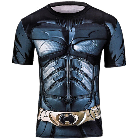 3D Print Batman Shirt