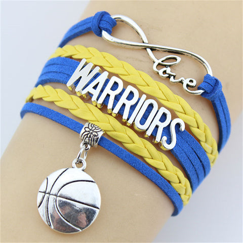 Infinity Love WARRIORS Bracelet - 10pcs
