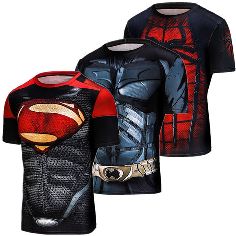 3D Print Superhero Shirt