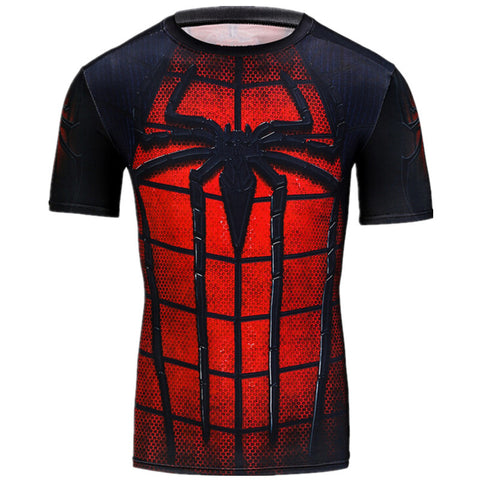3D Print Spiderman Shirt