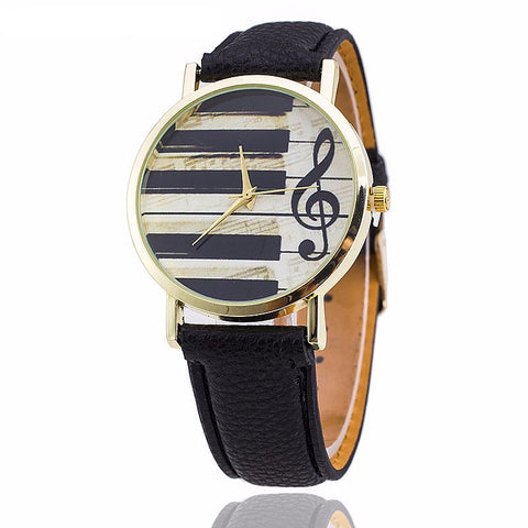 Piano Wrist Watch