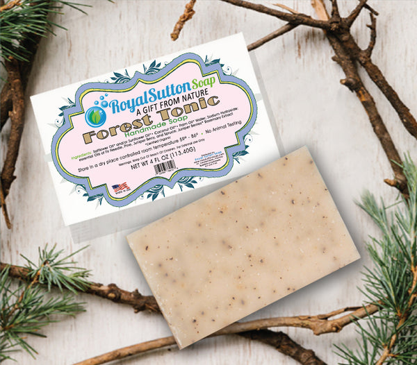 Forest Tonic Bar Soap
