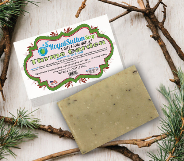 Green Twilight Bar Soap