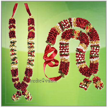 Deity Garland - 22 inches - SoundofVedas