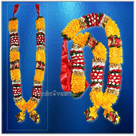 Deity Garland - 42 inches - SoundofVedas