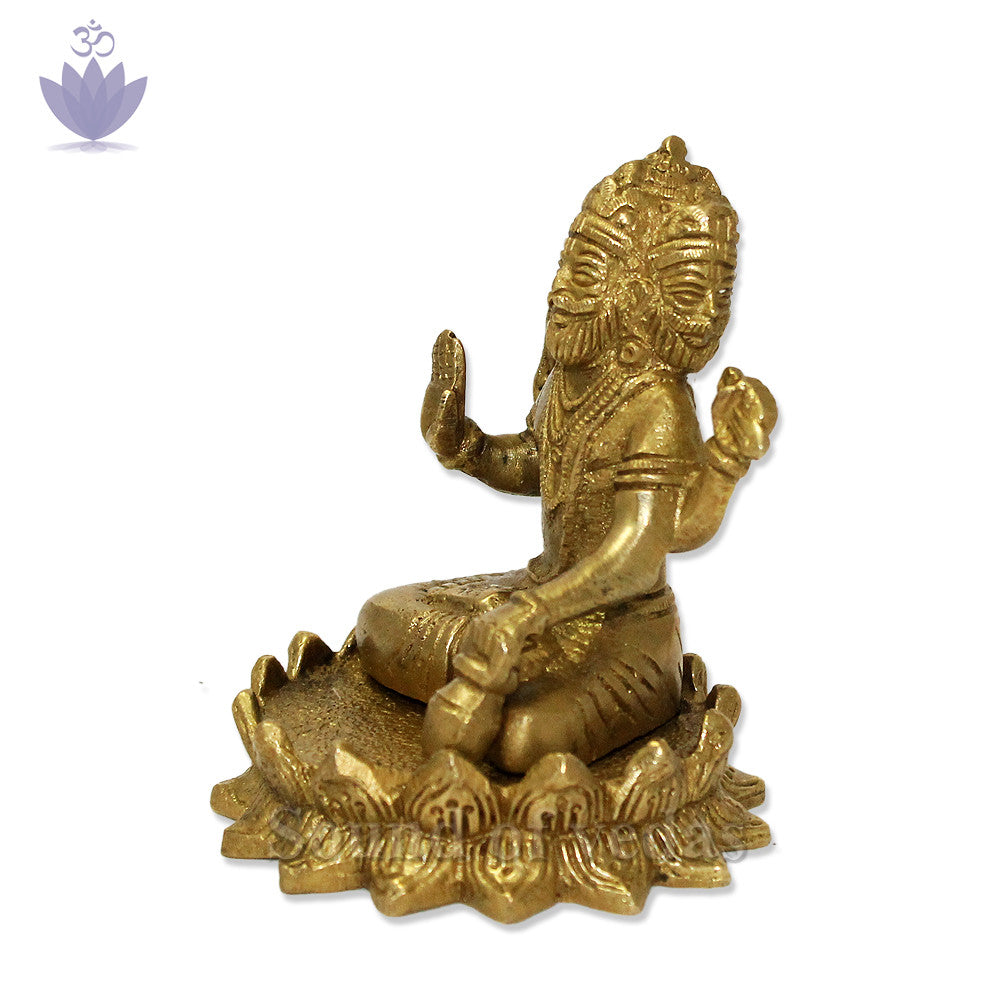 Brahma in Brass - SoundofVedas - 3
