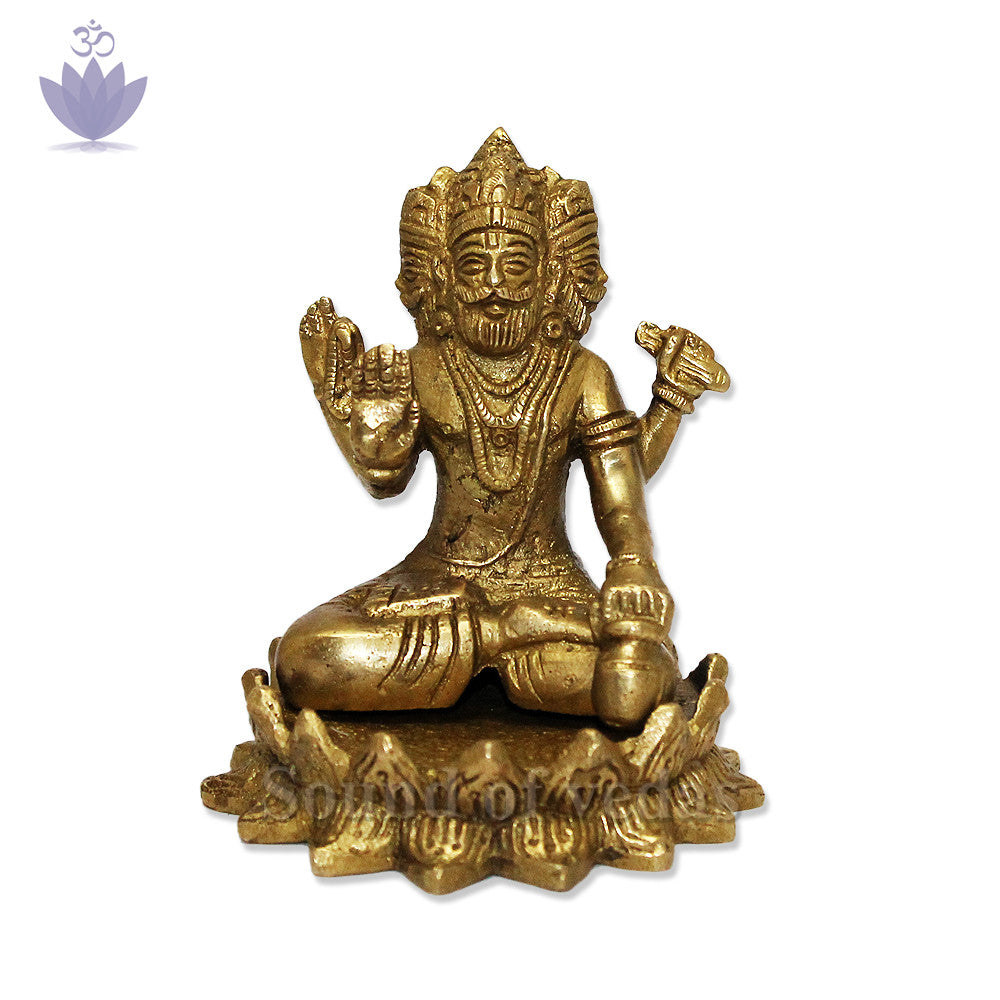 Brahma in Brass - SoundofVedas - 1