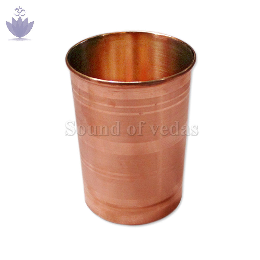 Copper Glass - SoundofVedas