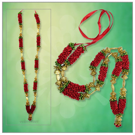 Deity Garland - Thin - SoundofVedas