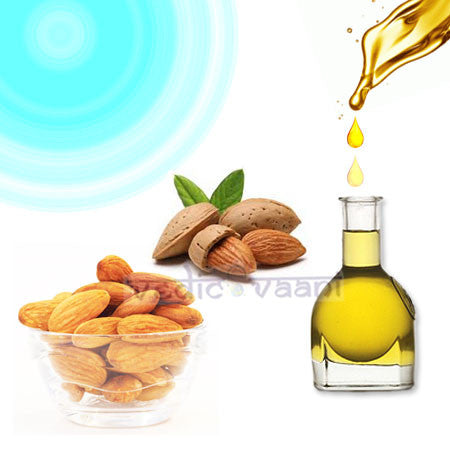 Almond Oil - 100 ml - SoundofVedas