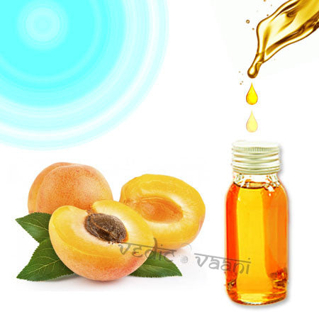 Apricot oil - 100 ml - SoundofVedas