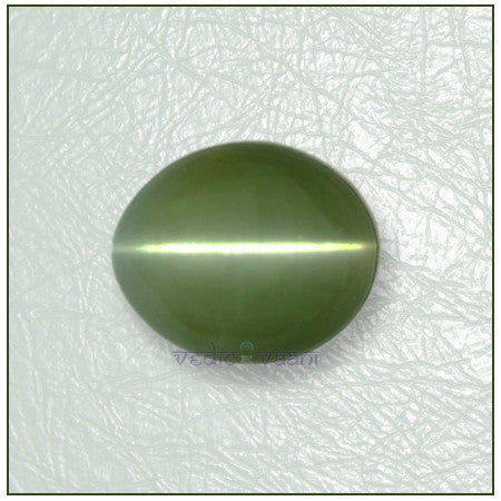 Cat's eye - 5-6 carats - SoundofVedas