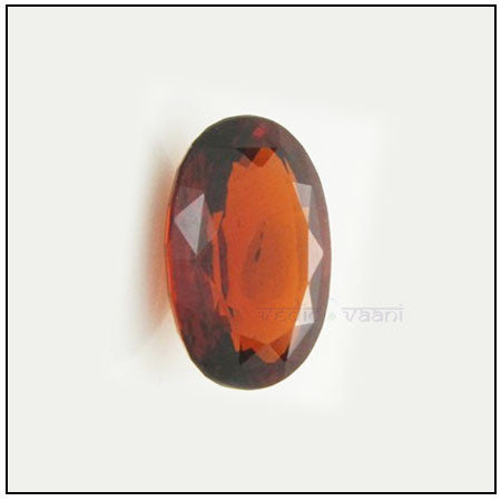 Gomedh (Hessonite) - 8.75 carats - SoundofVedas