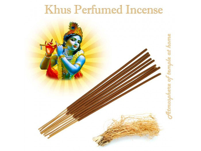 Khus Perfumed Masala Incense Sticks Scented  Agarbatti 250 Gms - SoundofVedas