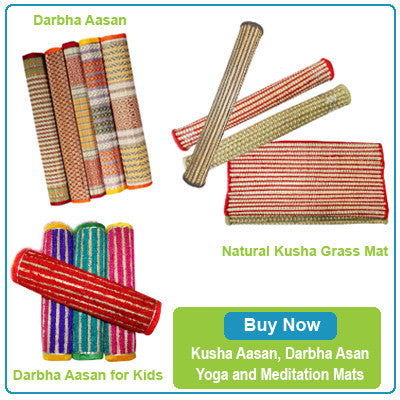 Kusha Mats for Meditation