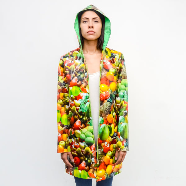 FRUITY RAIN COAT & JACKET