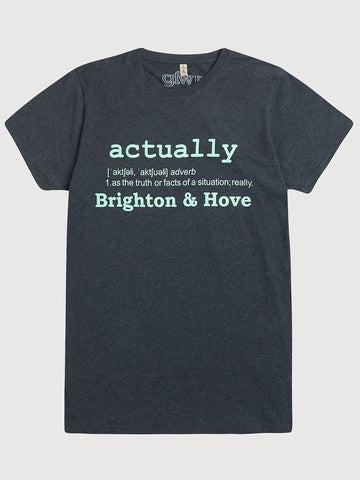 actually Brighton and Hove gfw clothing
