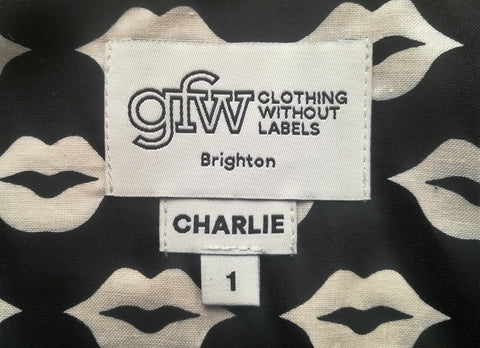 unique sizing from GFW Clothing
