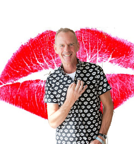 fatboy slim in GFW Clothing lips shirt