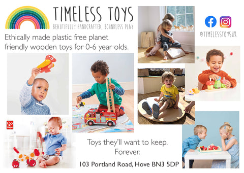Timeless Toys Hove