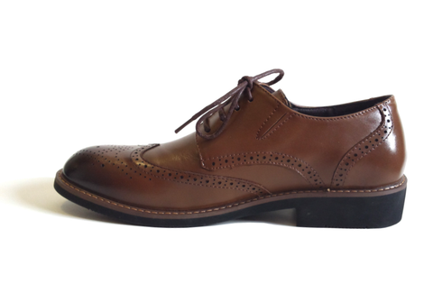 butch shoes wing tip commanders