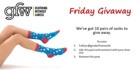 GFW Clothing Friday Givaway