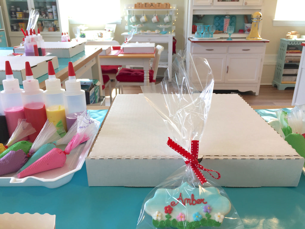 Cookie Decorating Class - Friday, 7/19/2019  6:30pm to 8:30pm