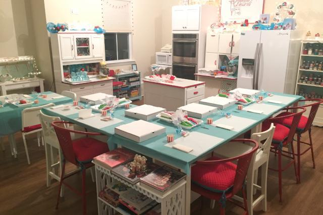 Gift Certificate - Advanced Cookie Decorating Class