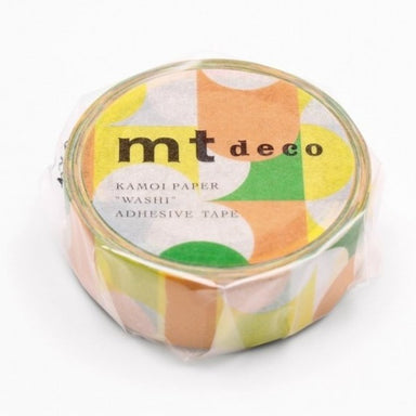 Washi Tape - Yellow Green