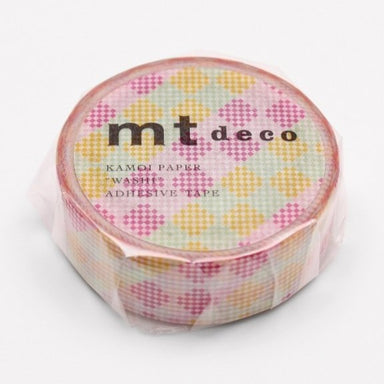 Washi Tape - Pink and Yellow
