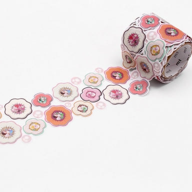Die-cut Washi Tape - Flowers