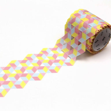 Die-cut Washi Tape - Cube