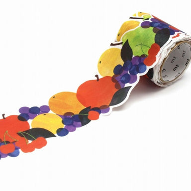 Die-cut Washi Tape - Fruits