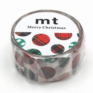 Limited Edition Washi Tape - Christmas Dots