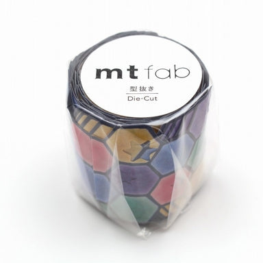 Die-cut Washi Tape - Colorful Pieces