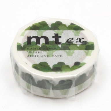 Washi Tape - Broccoli