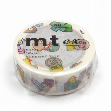 Washi Tape - Icons