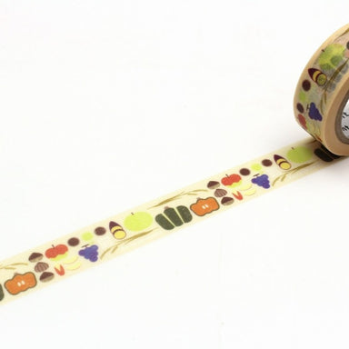 Washi Tape - Harvest