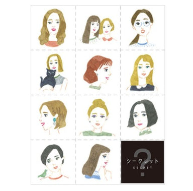 Stickers - Women
