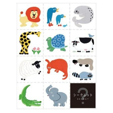 Stickers - Zoo