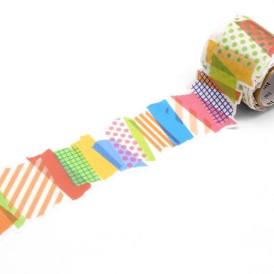 Die-cut Wide Washi Tape - Tapes