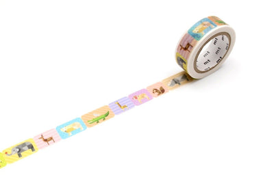 Washi Tape - Animal