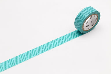 Washi Tape - Green Pattern