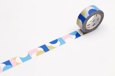 Washi Tape - Pink Blue