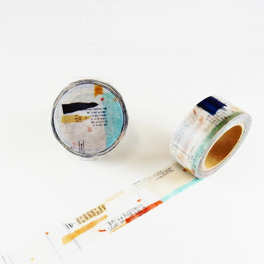 Chamil Garden Washi Tape - and then 117