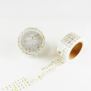 Chamil Garden Washi Tape - I'm here 114