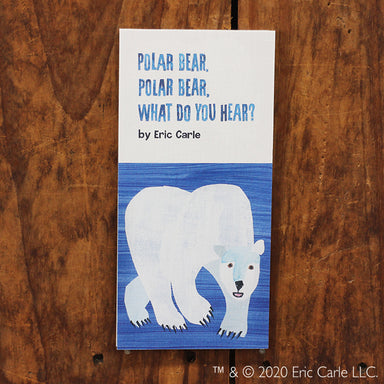 Memo Pad - Polar Bear