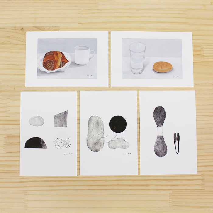Postcard Set - Still Life